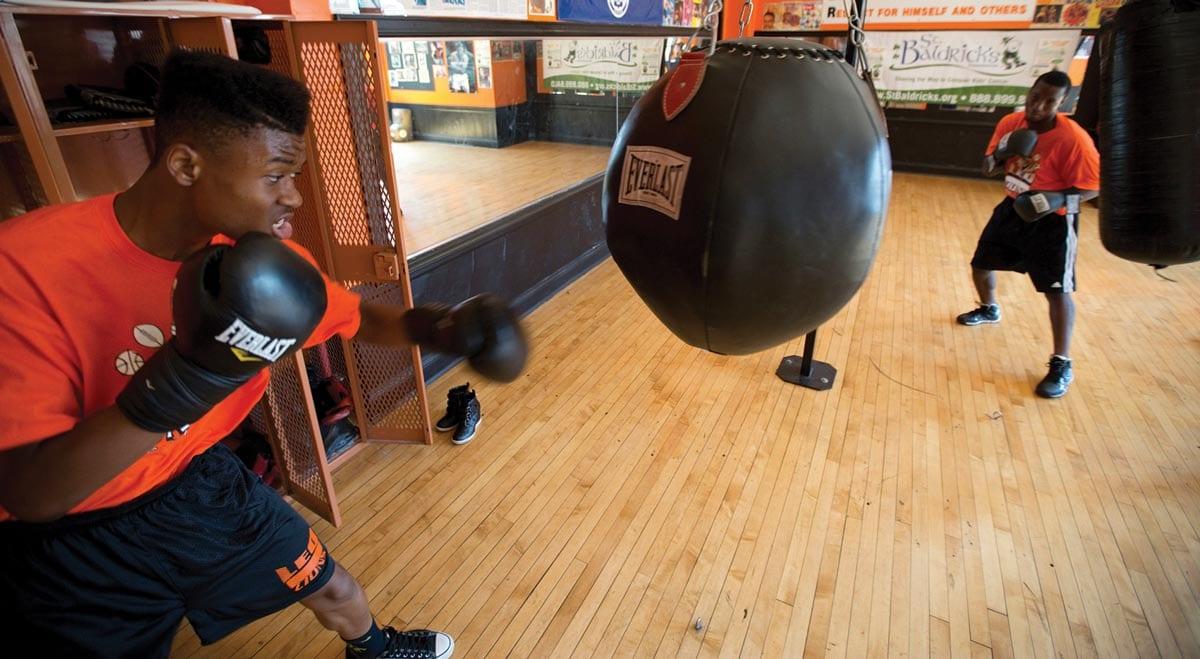 Leo Boxing