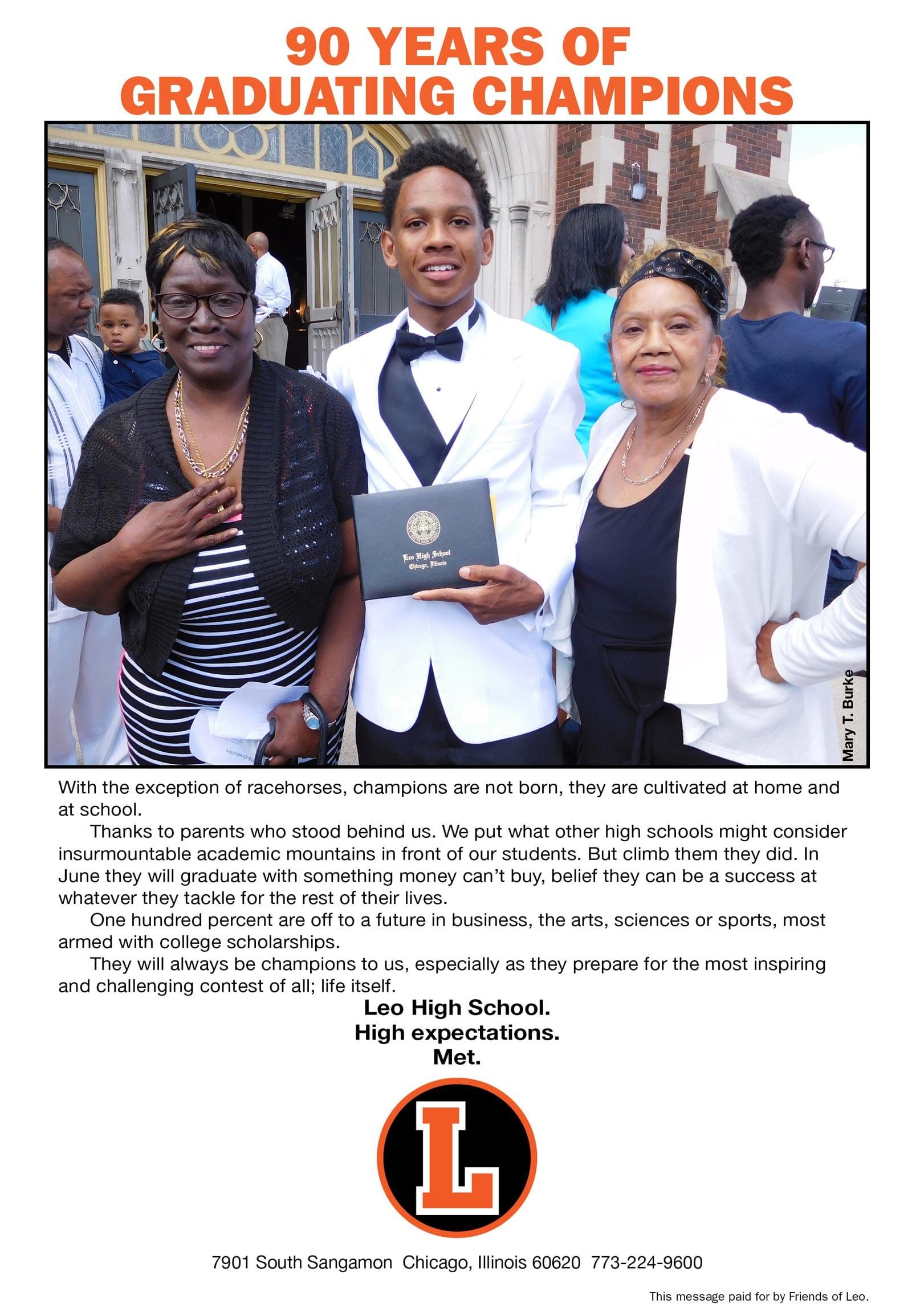 Graduating Champs