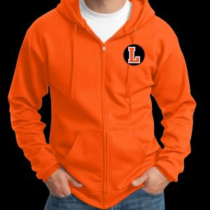 Leo Sweatshirt - Orange