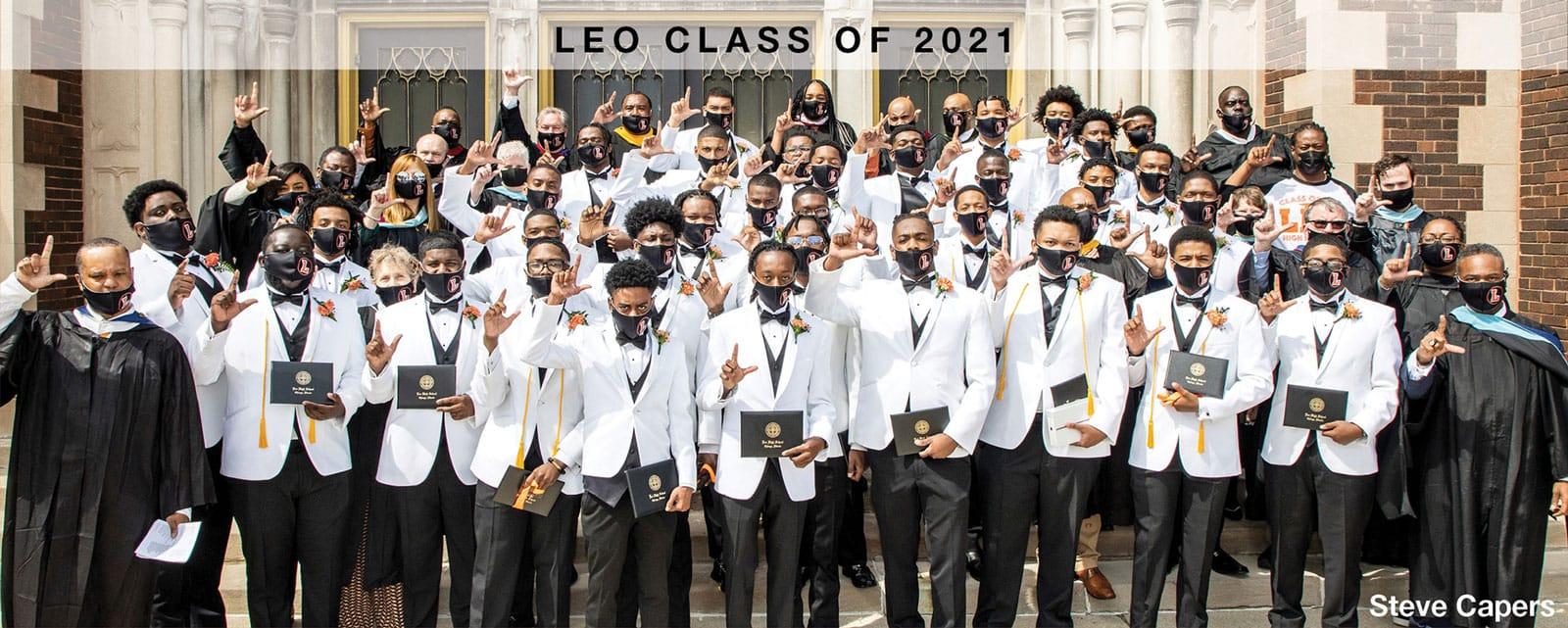 2021 Leo Open House